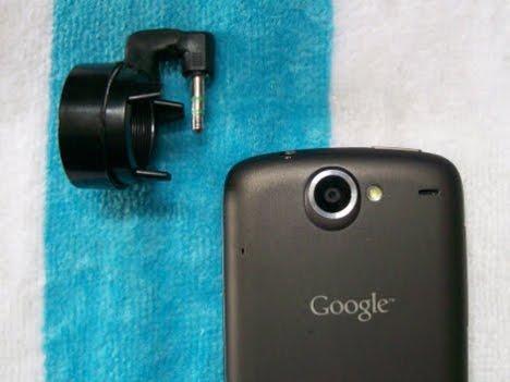 DIY: Macro Lens For Your Nexus One