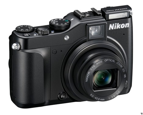 Nikon fires salvo to Canon G11 with P7000