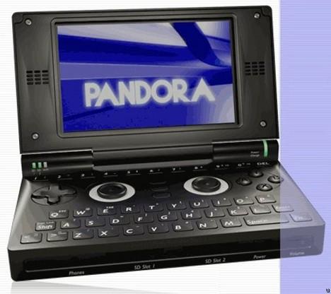 Pandora gaming handheld device pre-order is back