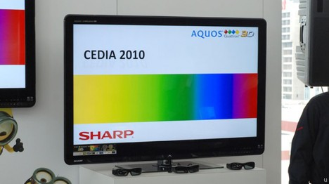 Sharp takes no prisoners with Quattron LE 925 series LCD TV