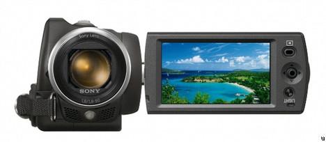 Sony Handycam DCR-SX15E and Handycam DCR-SR15E announced at IFA 2010