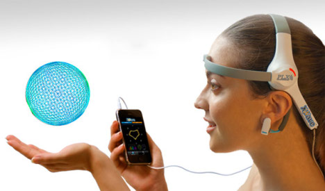 XWave Mind Control Accessory For iOS Devices
