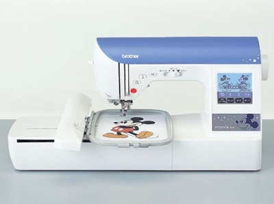 Brother unveils USB Sewing Machine