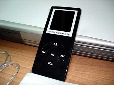 i-Bob, the iPod nano clone