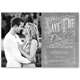 affordable save the date