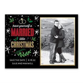 married little christmas holiday