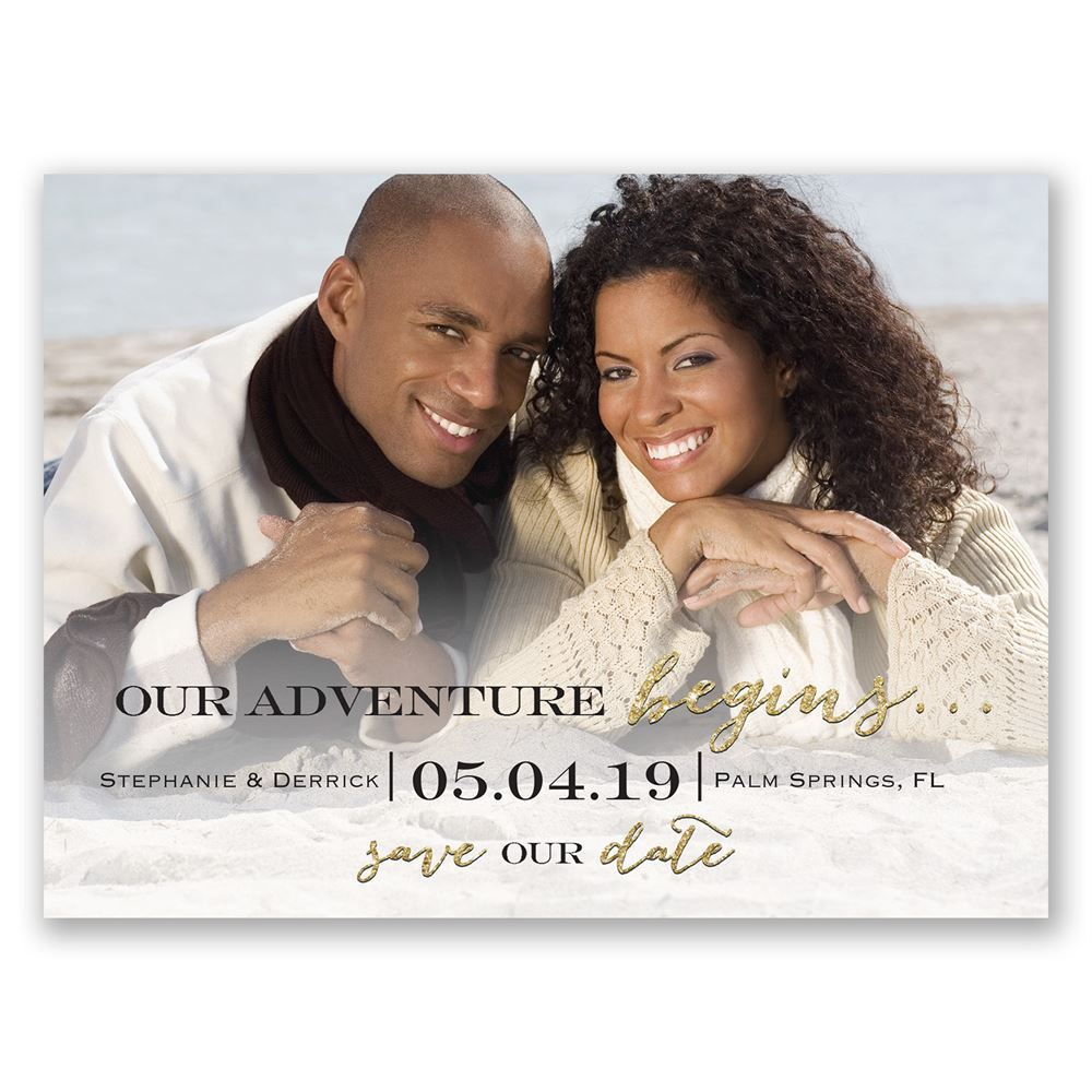 Make Your Save Date Cards