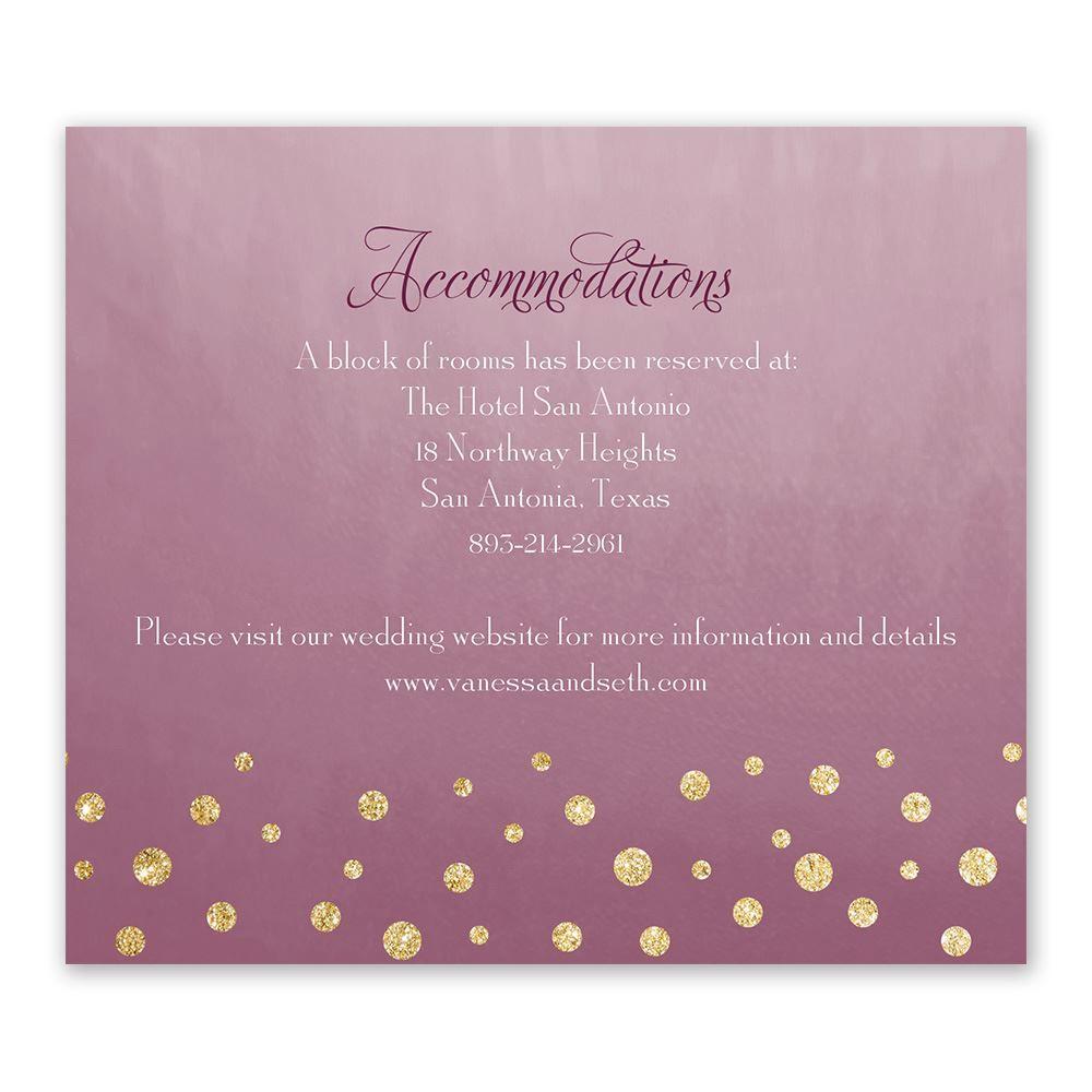 Bridal Invitations Custom Shower