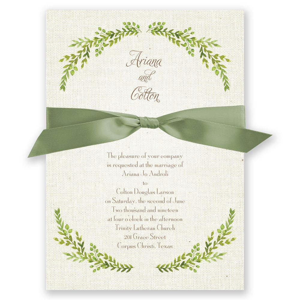 Personalized Baptism Cards