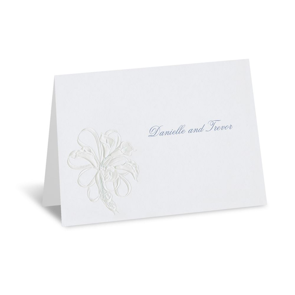 Lovely Note Card and Envelope  Invitations By Dawn