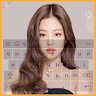 download Jennie Kim Blackpink Keyboard Theme apk