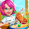 download Food Diary: Craze Fast Restaurant Cooking Games apk