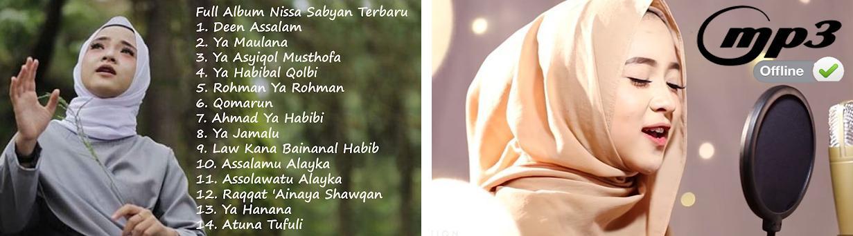 Lagu Nissa Sabyan Gambus MP3 Offline Terbaru 1 0 apk