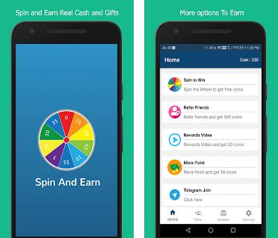 Spin For Wheel - Earn Free Reward | Free Gift 1 0 apk download for