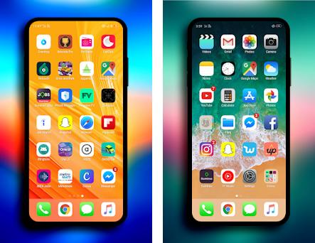 IOS12 - Icon Pack 5 0 apk download for Android • com sfau iosiconpack