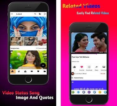 WeBetter-Video Status Make Friends,Images & Text preview screenshot