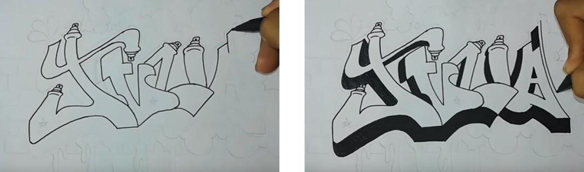 тому картинки имя лиза в граффити можете легко