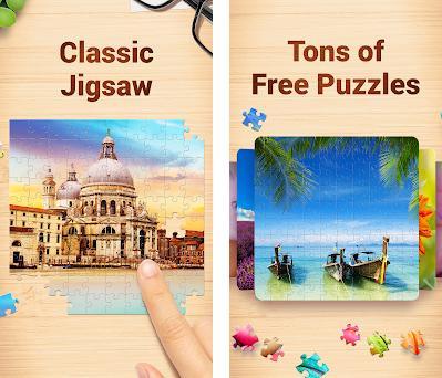 Jigsaw Puzzles - Juego de rompecabezas y puzles Capturas de pantalla
