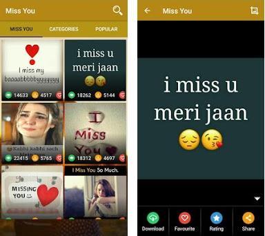 I Miss You 1 2 Apk Download For Windows 10 8 7 Xp App Id Com Popularapp Missyoupics