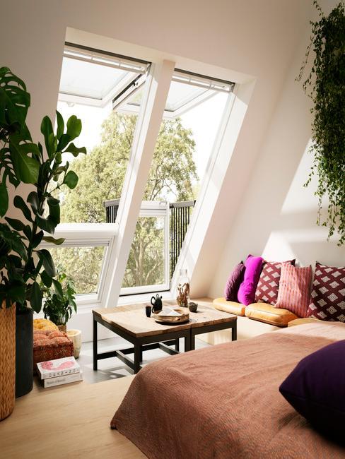 fenetre de toit velux balcon astuce