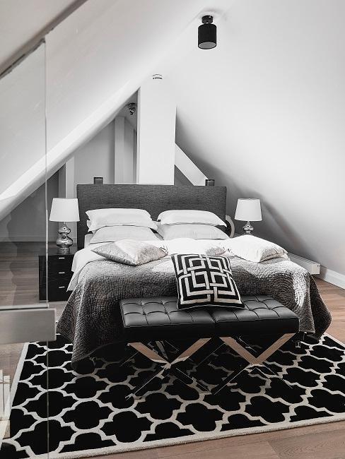 Le camere da letto particolari e moderne sono quelle che non si limitano a contenere un letto comodo, ma creano un'atmosfera precisa formata caratterizzata dall'insieme armonioso dei diversi elementi che la compongono. Camera Da Letto Moderna Dormire Bene E Con Stile Westwing