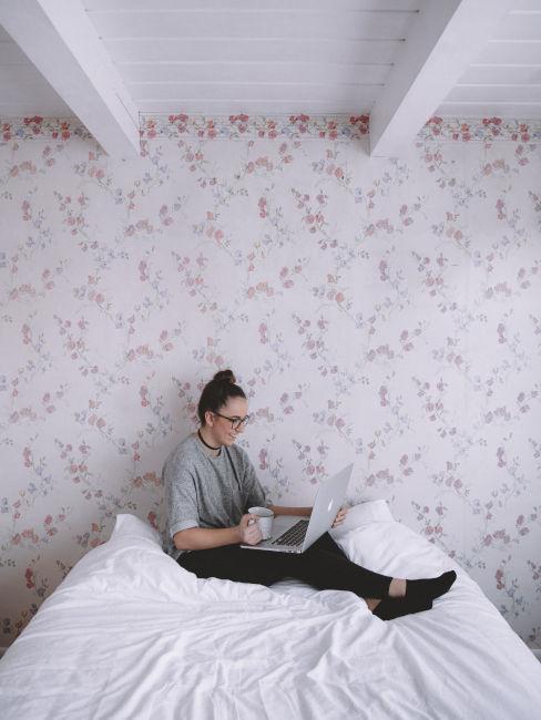 Per rinnovare la camera da letto è tempo di scegliere la carta da parati. Carta Da Parati Per Camera Da Letto Westwing