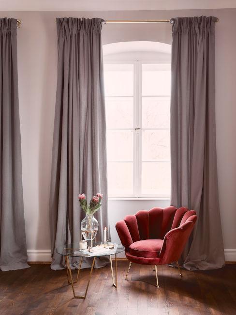 Più di 50 foto di soggiorni moderni per ispirarti e realizzare il salotto ideale. Tende Moderne In Soggiorno Idee Per Il Tuo Living Westwing