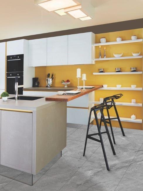 Visualizza altre idee su pareti a righe, arredamento, pareti a strisce camera da letto. Colore Delle Pareti In Cucina Quale Scegliere Westwing