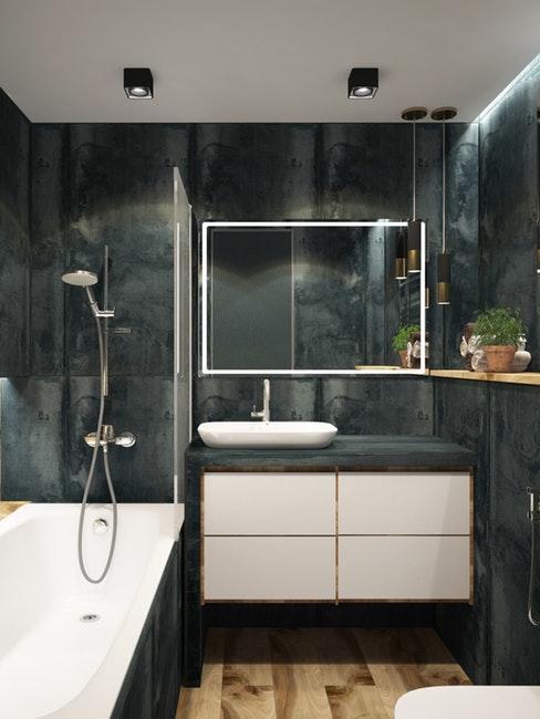 Ecco alcuni suggerimenti per arredare un bagno moderno. Come Arredare Un Bagno 11 Regole Di Base Westwing