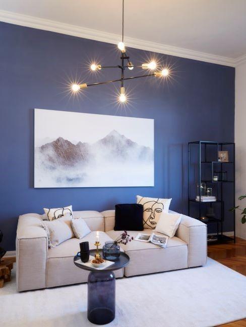 Il color tortora viene scelto sempre più frequentemente per vestire le pareti delle case. Colore Blu Per Una Casa Elegante E In Armonia Westwing