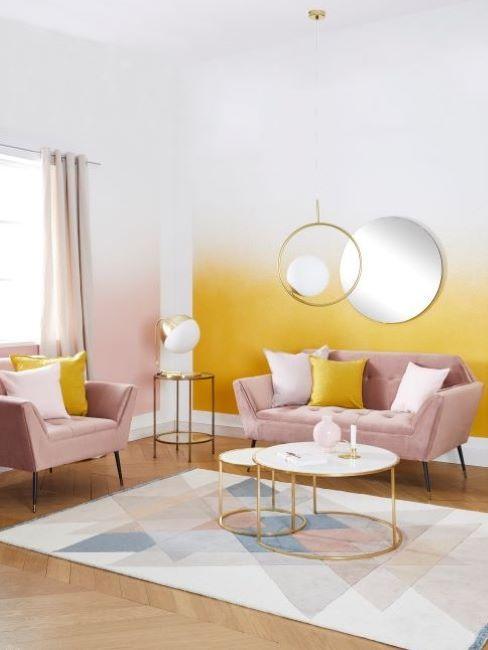 Se lo spazio è aperto sulla cucina puoi vivacizzarlo con colori più caldi. Abbinare I Colori Delle Pareti Consigli Per Non Sbagliare Westwing