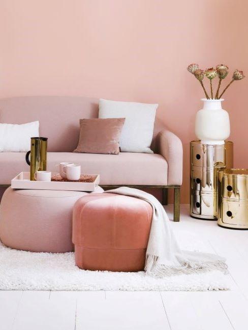 Imbiancare le pareti è un'operazione delicata: Idee Per Scegliere I Colori Delle Pareti Del Soggiorno Westwing