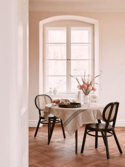 Pareti dai colori più luminosi rispetto al pavimento permettono di allargare la stanza e ridurre l'altezza percepita. Relax Ed Eleganza Grazie Alle Pareti Color Sabbia Westwing