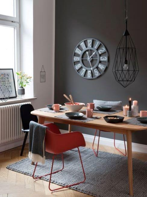 Il color carta da zucchero può benissimo essere utilizzato per pitturare le pareti di un soggiorno, sia classico che moderno. Pareti Grigie Consigli E Abbinamenti Westwing