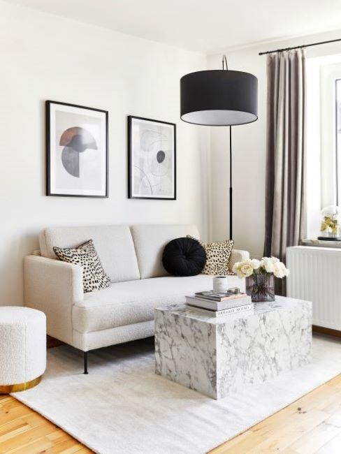arredare le pareti del soggiorno con le mensole è un'idea molto creativa che permette di risparmiare spazio e, allo stesso tempo, ordinare le stanze. Idee Per Arredare Un Soggiorno Piccolo Westwing