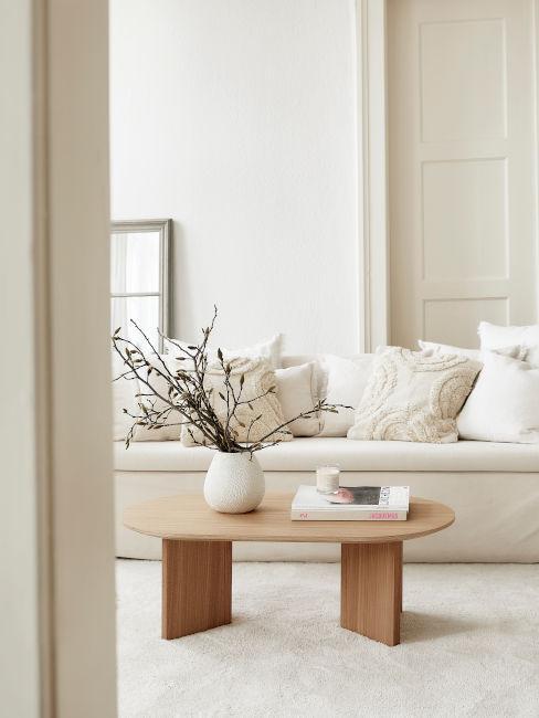 Quali colori per le pareti del soggiorno? Una Casa Luminosa Con Il Colore Bianco Westwing