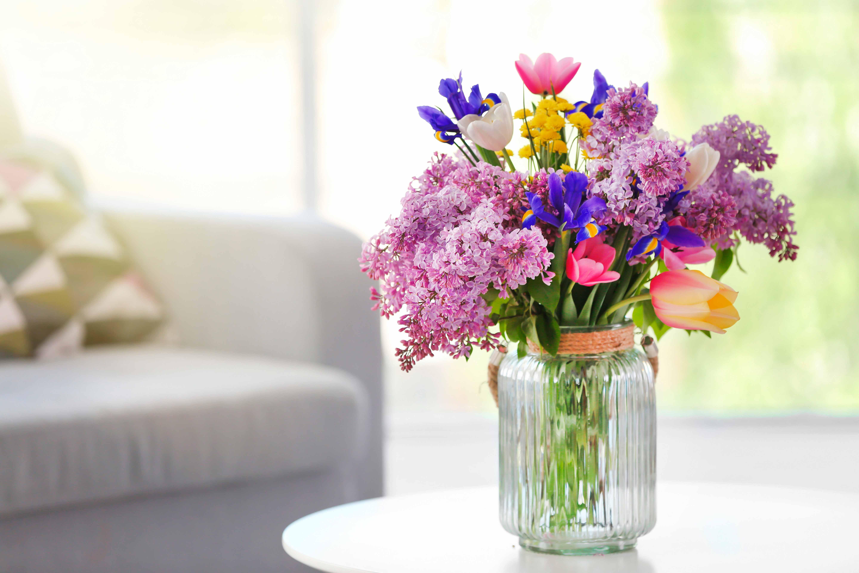 Vinilos De Flores Para Alegrar Tu Casa: Decoracion Artesanal Flores