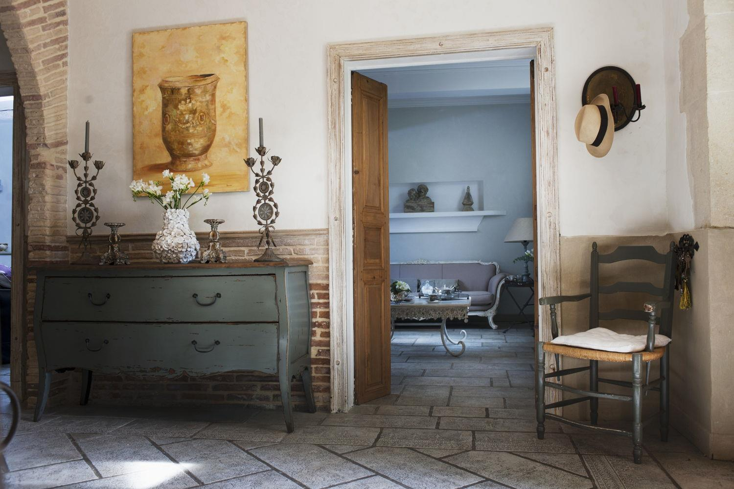 Shabby o Country Idee per rinnovare lingresso  WESTWING
