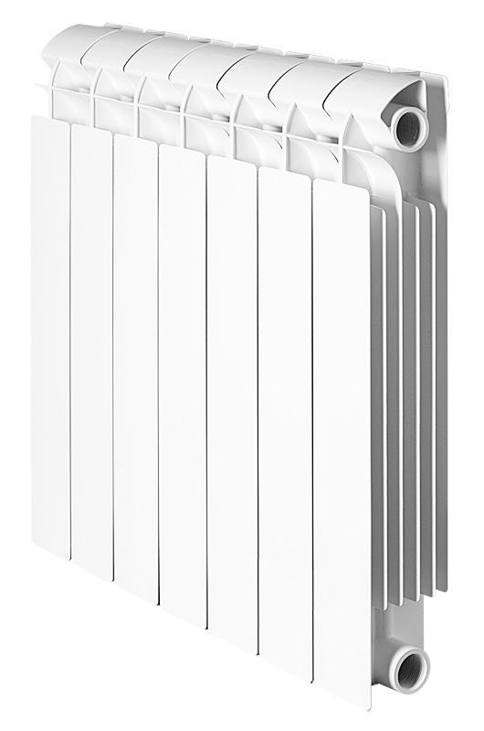 Радиатор отопления биметаллический Global Style plus 350 x 6