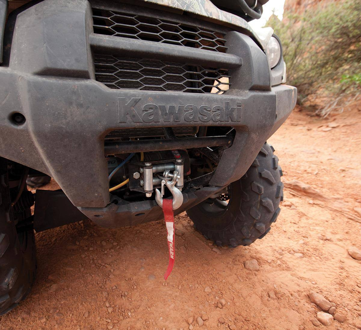 hight resolution of warn winch mount for sale in newport news va cycle city corp 757 595 9721