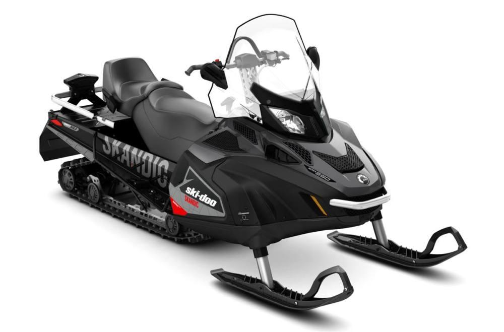 medium resolution of 2017 ski doo skandic wt 550f