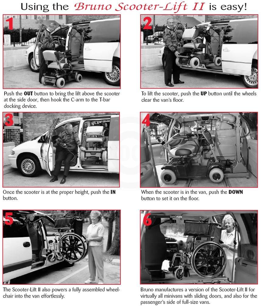 medium resolution of bruno vehicle lift wire schematic
