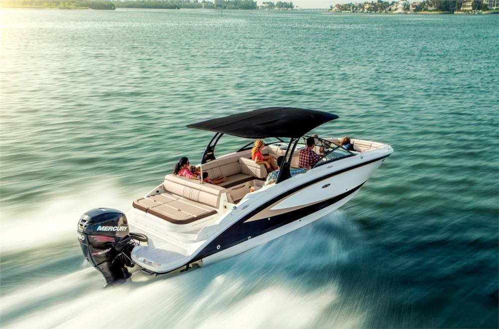 medium resolution of 2017 sea ray sdx 270 outboard for sale in alexandria bay ny hutchinson s boat works 315 482 9931