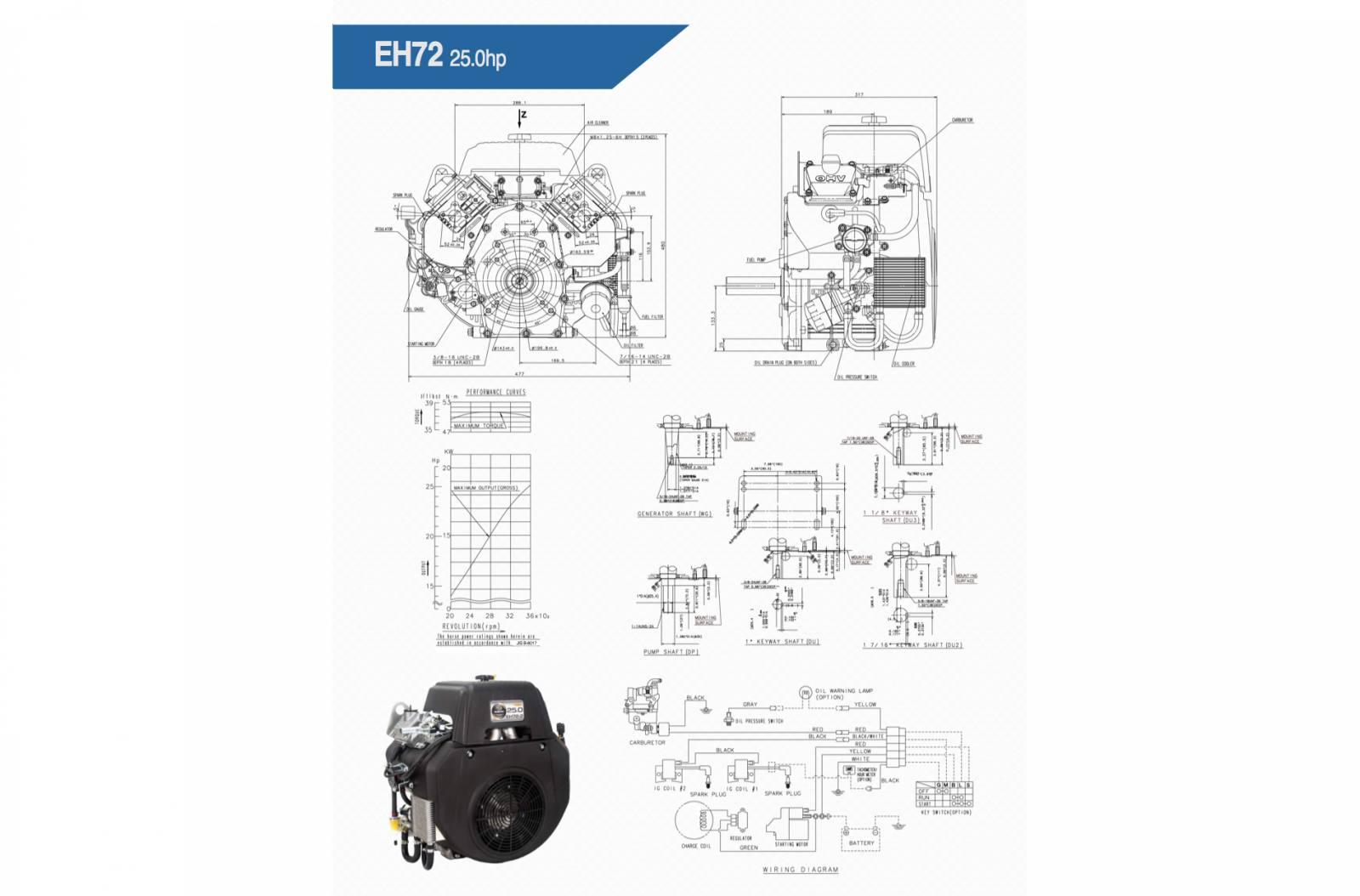 Robin Subaru Eh72 For Sale In Charlton Ny