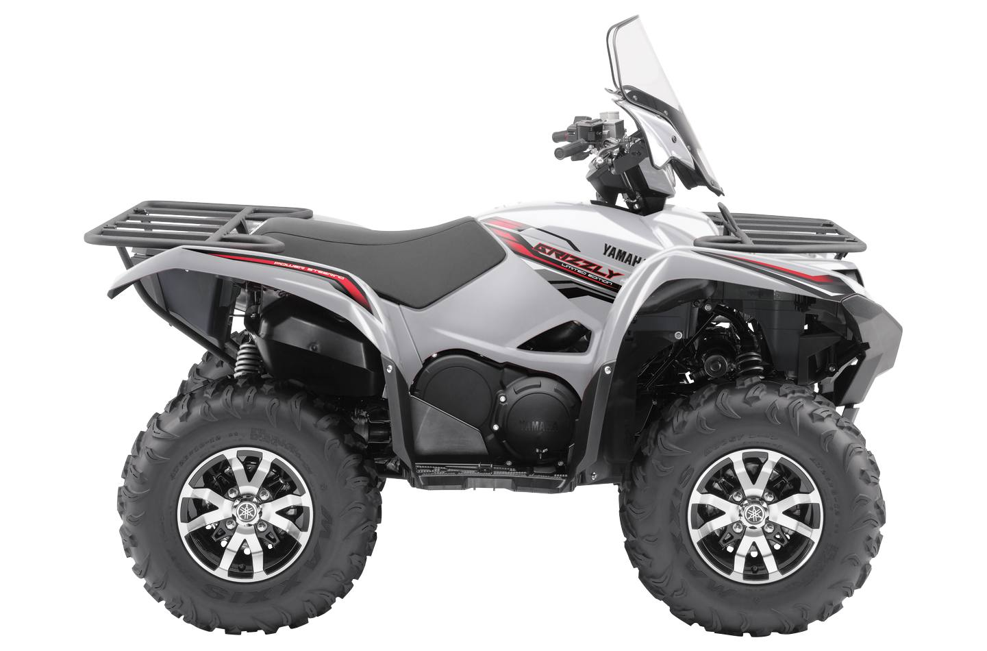 hight resolution of 2018 yamaha grizzly eps le