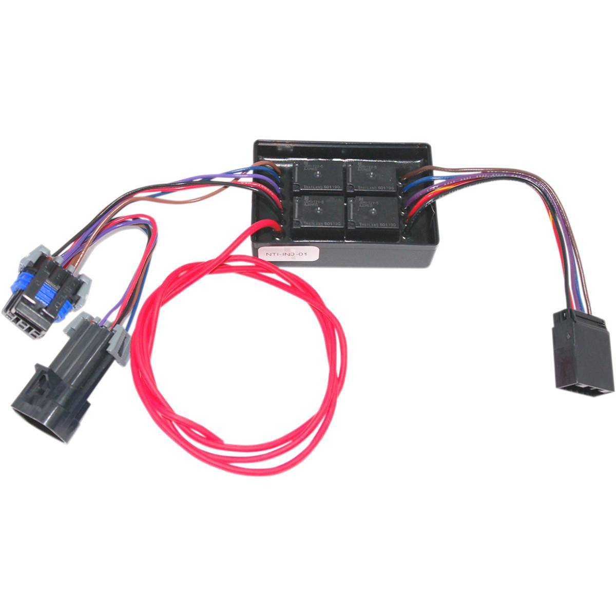 hight resolution of 4 wire trailer isolator harness for sale in portsmouth nh motorbikes plus 603 334 6686