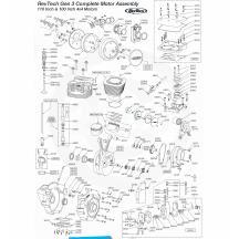 Revtech 110 Engine Schematic Diagram. Harley-davidson 110