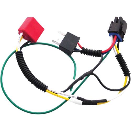small resolution of single h4 wiring harness kit for plug and play diamond star headlight modulator for sale in lowville ny d d racing 315 376 8013