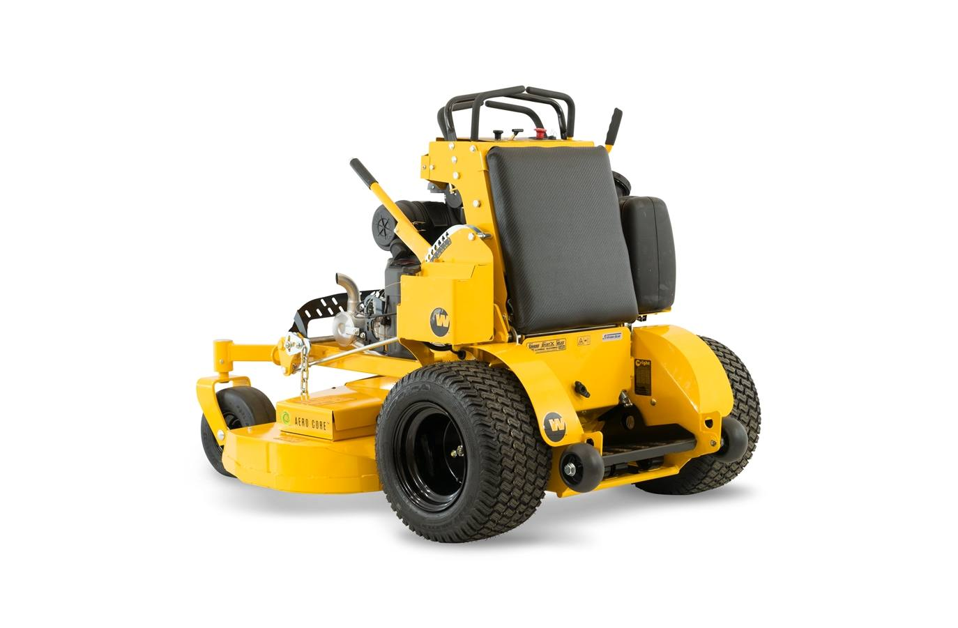 hight resolution of 2018 wright stander intensity 48 fx730 for sale in westborough ma the boston lawnmower company 508 898 3500