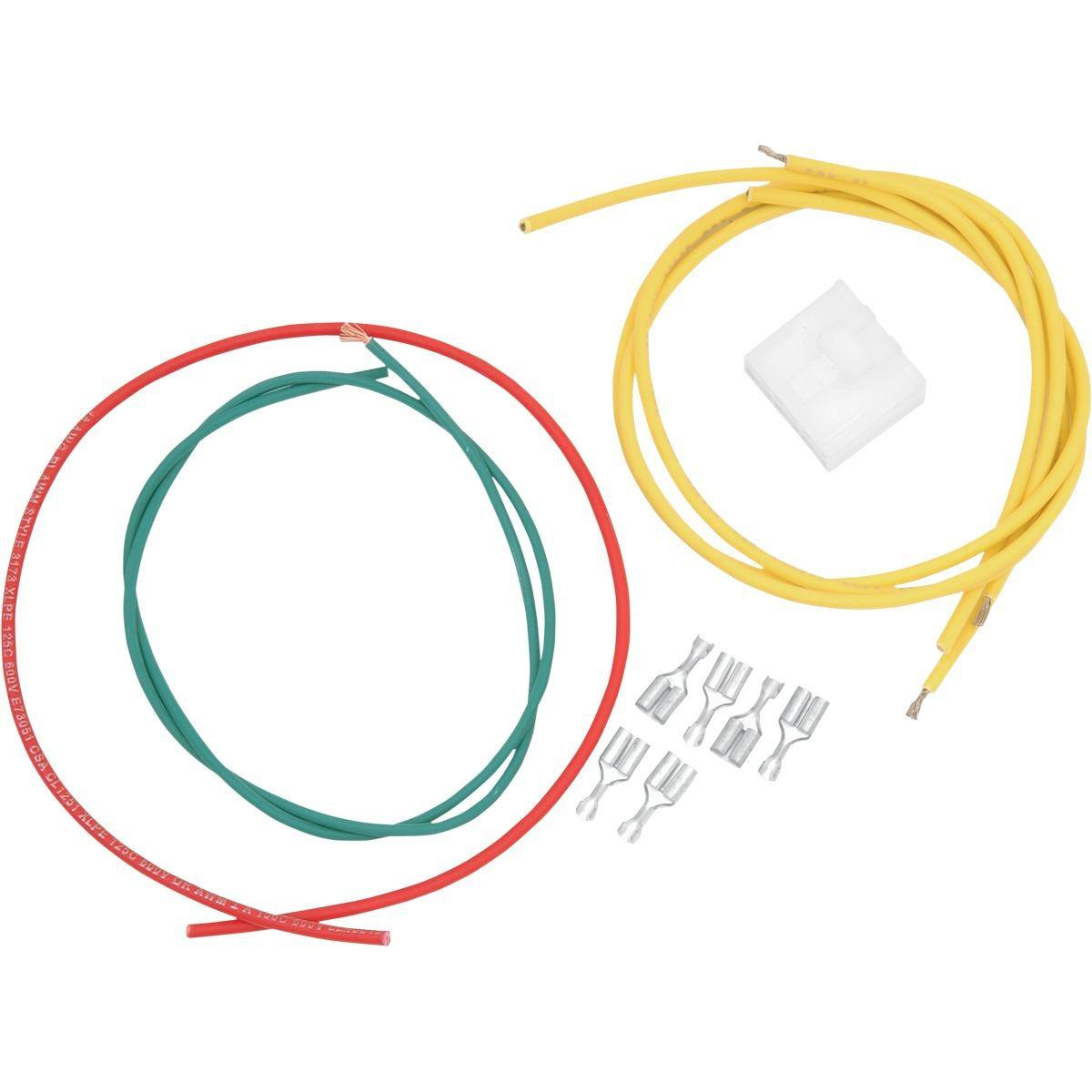 hight resolution of rectifier regulator wiring harness connector kit for sale in lake geneva wi midwest action cycle inc 262 249 0600
